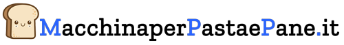 Macchinaperpastaepane.it Logo